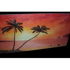 """Caribbean Sunset"""