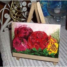 """Blossoms"" (miniature)"
